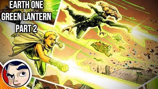 """Green Lantern Earth One """"The War!"""" - Complete Story"""