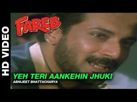 Xxx Mp4 Yeh Teri Aankhen Jhuki Jhuki Fareb Abhijeet Faraaz Khan Amp Suman Ranganathan 3gp Sex