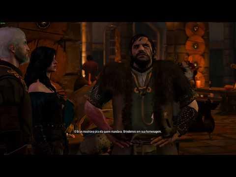 Zoofilia desnecessária no The Witcher 3 com o unicórnio