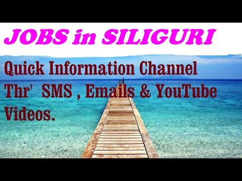 JOBS in SILIGURI   for Freshers & graduates. Industries, companies.