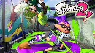 SPLATOON 2: ¡SLIVER vs KITOSM! | EL CASTIGO DE TWITTER | Nintendo Switch