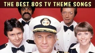 The Best 80s TV Shows Opening Theme Songs