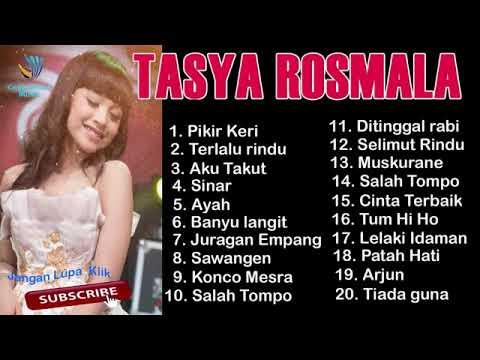 Tasya Rosmala   Pikir Keri Terbaru Full Album 2018