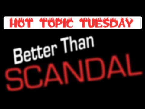 Better than SCANDAL Hot Topics Tuesday | Memphis Newsmakers | thecreativelady