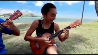 Budak main gitar terhebat di dunia