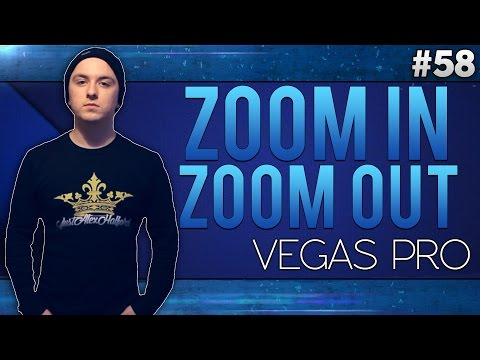 Xxx Mp4 Sony Vegas Pro 13 How To Zoom In And Out Slowly Tutorial 58 3gp Sex