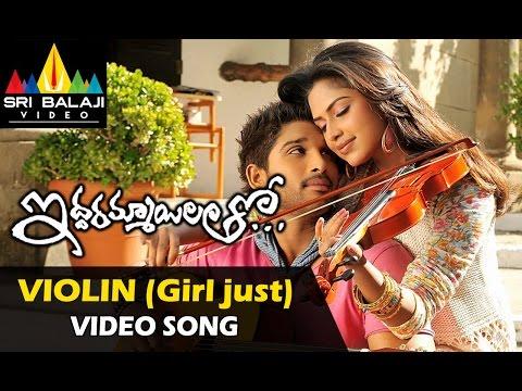 Xxx Mp4 Iddarammayilatho Video Songs Violin Song Girl Just Video Song Allu Arjun Amala Paul 3gp Sex