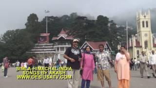 SIMLA HIMACHAL INDIA IN HD