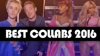 15 Hottest Song Collaborations of 2016