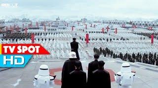 Star Wars: The Force Awakens International TV SPOT #1 (HD)