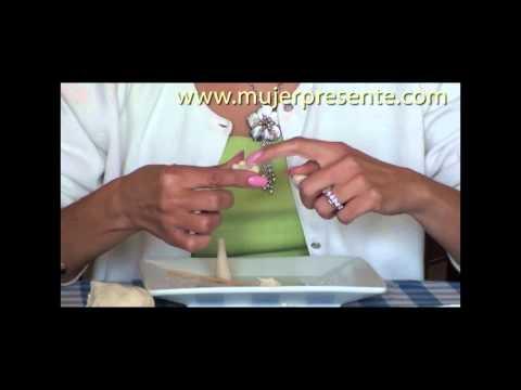 Manualidades con Beatriz Guajardo Figuras de Pasta de Sal