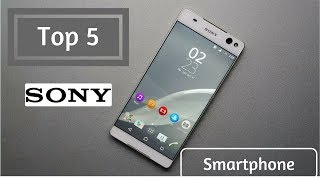 Sony Best 5 Smartphone in 2018