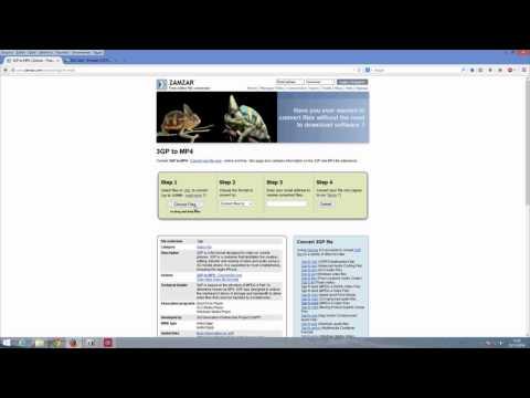 Xxx Mp4 Como Converter Arquivo 3gp Para Mp3 Mp4 Ou Outro Formato Facilmente 3gp Sex