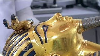 Who is Responsible for Fracture of King Tut's Beard?