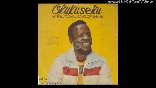 Okukuseku International Band Of Ghana: Odo Ye De (1984)🎼🎶🎸🎧🌍