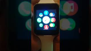 A1 smart watch review and secret codes