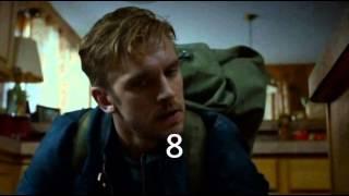 The Guest (2014) Dan Stevens killcount