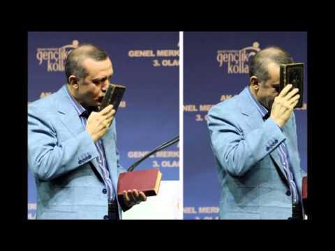 Basbakan Recep Tayyip Erdogan Kur an ı Kerim Okuyor Ali imran Suresi