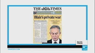 Blair's 'Weapons of Mass Deception'