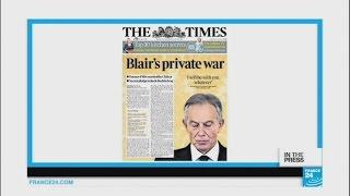 Blair's 'Weapons of Mass Deception'