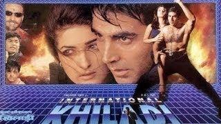 Akshay Kumar, Twinkle Khanna & Gulshan Grover | Making International Khiladi Bollywood Movie