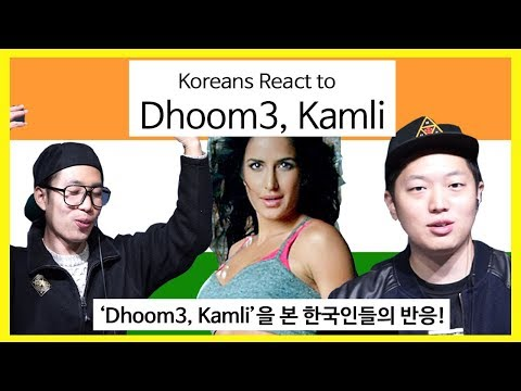 Xxx Mp4 Koreans React To Dhoom3 Kamli ASHanguk 3gp Sex