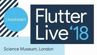 Flutter Live - Flutter Announcements and Updates (Livestream)