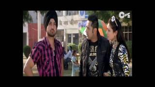 Diljit Breaks Up From Moge Wali Pinky - Jihne Mera Dil Luteya - Movie Scenes