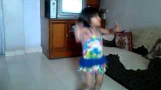 Amazing dance on Gazal