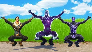 The Fortnite PERFECT TIMING Compilation
