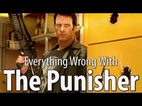 Xxx Mp4 Everything Wrong With The Punisher In 15 Minutes Or Less 3gp Sex