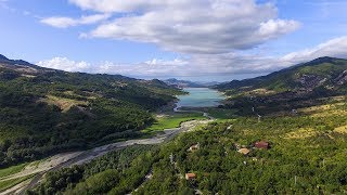 Drone su Pietraferrazzana e Lago di Bomba • I tesori nascosti d'Abruzzo