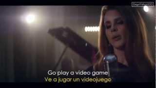 Lana Del Rey ~ Video Games Live at Corinthia London (Lyrics Sub. Spanish/Español) Official Video ✔