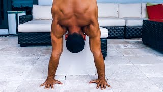 HOLD THE HANDSTAND LONGER!  (Routine)
