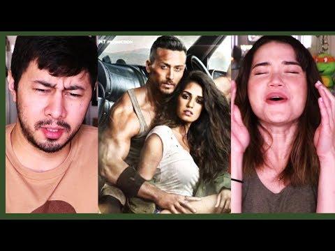 Xxx Mp4 BAAGHI 2 Tiger Shroff Disha Patani Trailer Reaction 3gp Sex