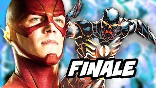 The Flash Season 2 Episode 23 Finale - TOP 10 WTF and Easter Eggs