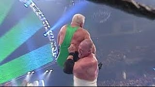 WWE SummerslaM 2007 kane vs fInlay