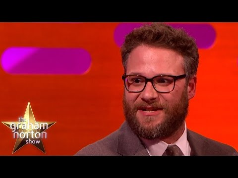 Seth Rogen s Insane Tiger Story The Graham Norton Show