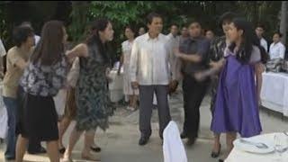 """Ikaw Lamang: """"Kung natatakot ka na mawala sa'yo ang asawa mo, pwes itali mo siya sa palda mo"""""""