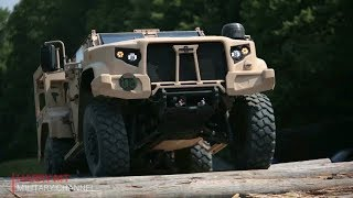 The Humvee's Replacement - The JLTV - is Totally Badass