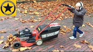The Lawnmower Man (Jack, 4 years old)
