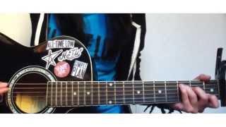 Up - Olly Murs ft Demi Lovato (Tutorial de Guitarra)