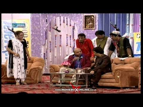 NAYEE AAMI PURANA ABBA - UMAR SHARIF - PAKISTANI COMEDY STAGE DRAMA