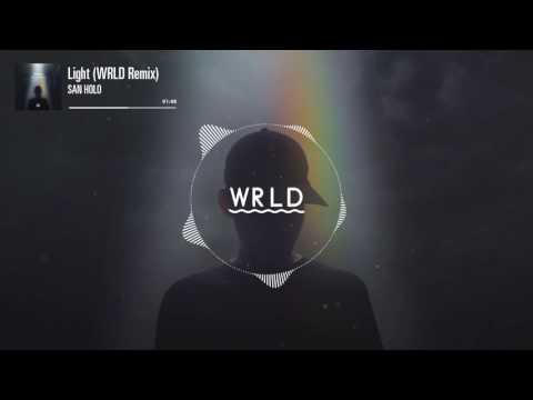 Download Lagu San Holo - Light (WRLD Remix)