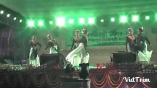 Rosni elo song dance performance