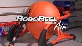 RoboReel Air Hose Reel Overview