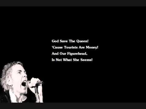 Xxx Mp4 The Sex Pistols God Save The Queen Lyric Video 3gp Sex