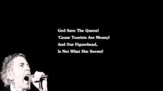 The Sex Pistols - God Save The Queen - Lyric Video