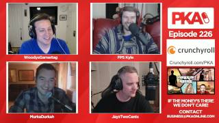 PKA 226 w/ JayzTwoCents - How Fat will you go for Marriage, Death Tweets, more