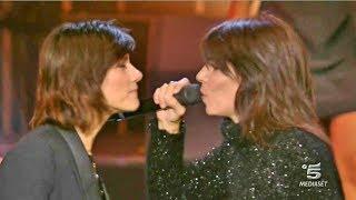 [HQ] Giorgia ed Elisa - Luce (Live @ Together Here We Are 2017)
